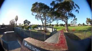 California BMX Trip Day 6 | S&M Warehouse and Claremont Skatepark