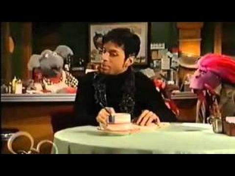 Muppets Tonight - Prince (JP subs) マペット放送局 プリンス Starfish & Coffe