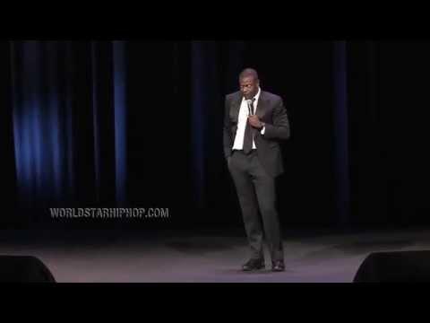 Chris Tucker - Ragging On Jay Z Vs Solange In Elevator!