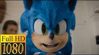 Sonic the Hedgehog Movie - NEW SONIC FEET CLIP (FULL HD)