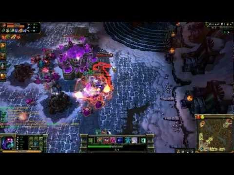 [League of Legends] Dr Mundo with 3250 of health regeneration