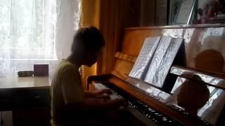 Танец маленьких утят на фортепиано