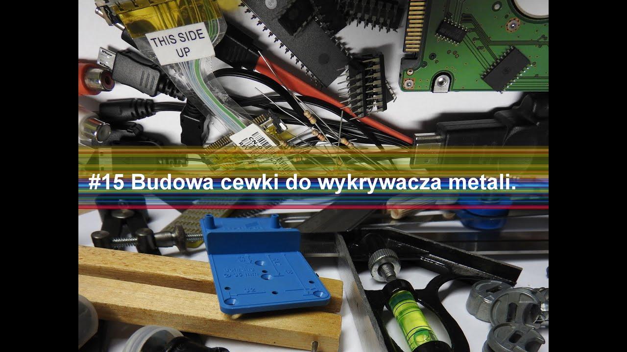 Jak zbudować cewkę do wykrywacza metali