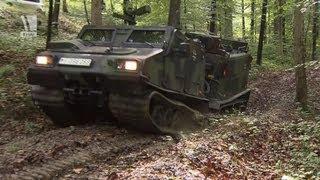Repeat youtube video Das Gefechtsfahrzeug Hägglund