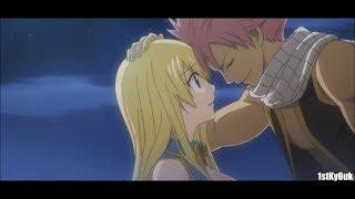 Нацу и Люси - Поцелуй Меня