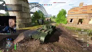 BFV - Churchill MK VII | Max upgrades