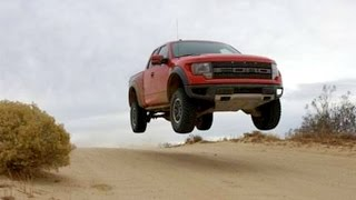 2010 Ford F-150 Raptor - On Land, Through Water, In the Air