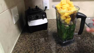 My Second 100 days of Juice and Smoothie Journey | Day 9 of 100 | Green Smoothie