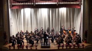 2012 Orq. SIMFONIA nº 1 en Mi bM  K16, de W  A  Mozart
