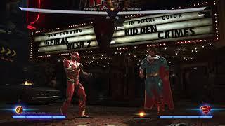 Injustice 2 Flash b22f3 restand