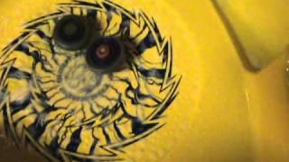 Earth Eagle vs Rock scorpio