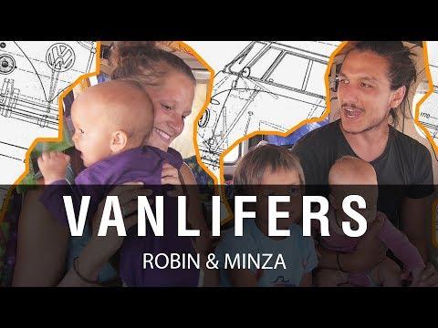Vanlifers: Robin & Minza & Family (Subs: EN-FR-ES-DE-IT)