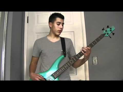 Rebelution-Day By Day(bass cover)