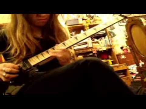 Guitar Girl Ally Salem - Plectrum Head(Cover)