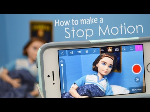 How To Do Stop Motion On An IPhone | 10 Tips | Behind The Scenes (
