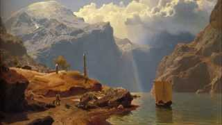 Hans Fredrik Gude - Norwegian National Romanticism