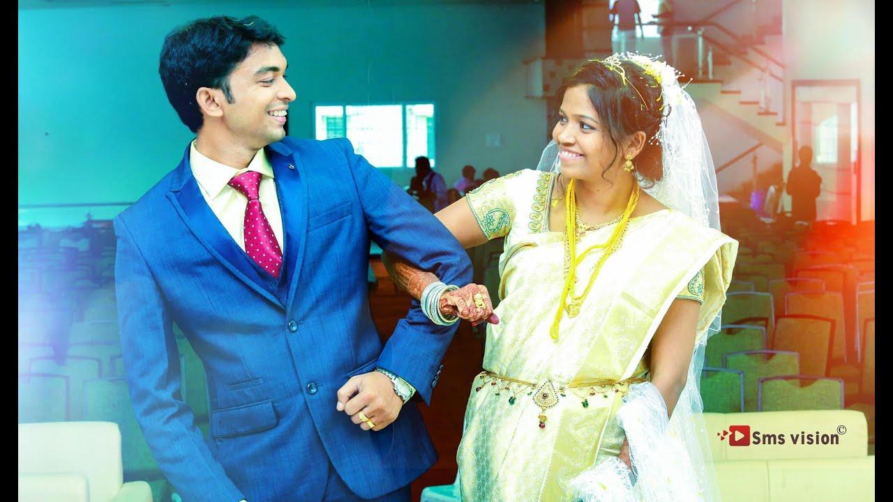 telugu christian wedding highlights srujana dinakaran