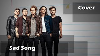 Gambar cover ▌HUNGARIAN COVER▐ We The Kings - Sad Song ft. Elena Coats (by GGeery, Lisa Eve)