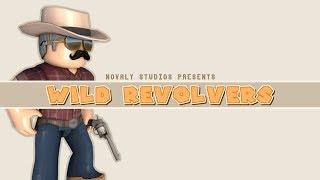 ROBLOX Wild Revolvers (Trailer)
