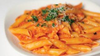 Creamy Tomato And Tuna Penne Recipe