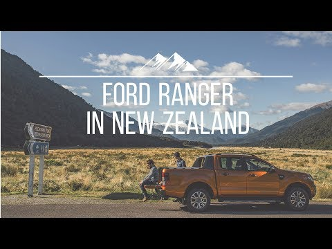 We Flew To New Zealand To Test The Ford Ranger