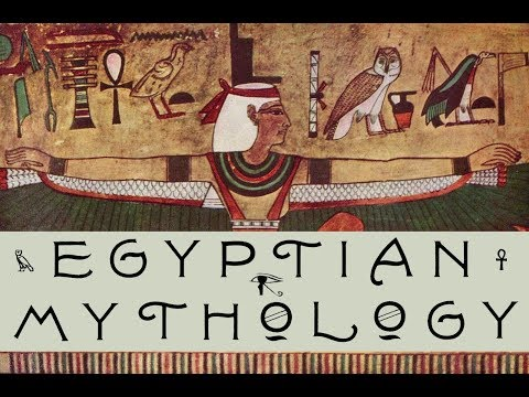 EGYPTIAN MYTHOLOGY song by Mr. Nicky