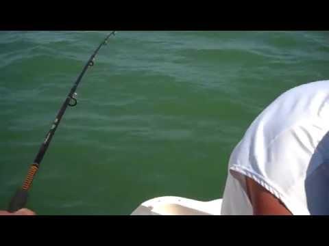 Fishing St. Joseph Sound