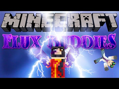 Minecraft - Flux Buddies #90 - The God of Lightning (Yogscast Complete Mod Pack)