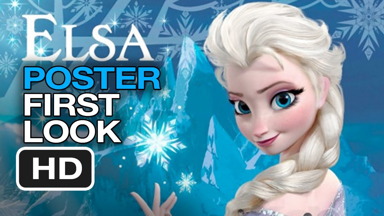 Frozen Poster First Look 2013 Disney Movie Hd Youtube