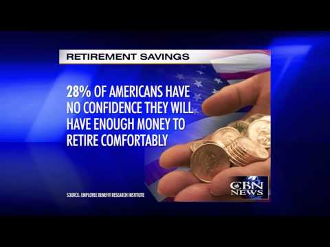 Retirement Crisis: Americans Living Longer, Saving Less