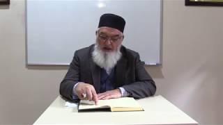 Arapça Dersleri(Avamil-i Birgivi 1.Ders) - Ahmet Akgül Hocam - Vahder Medrese Sivas