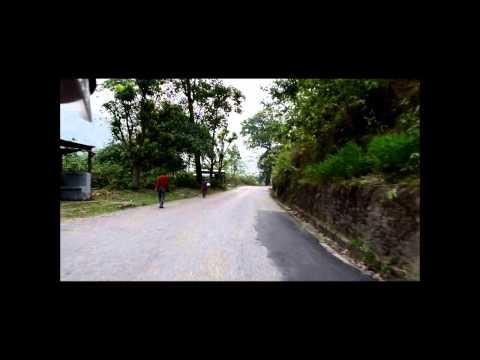 Butwal to Palpa (Nepal)