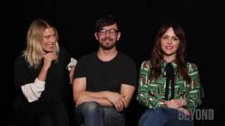 "Michelle Morgan, Jorma Taccone & Dree Hemingway talk ""LA Times"" at Sundance 2017"