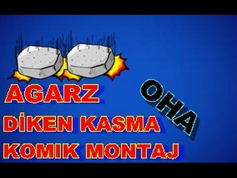 AGARZ - Diken Kasma~Komik MonTaj #2