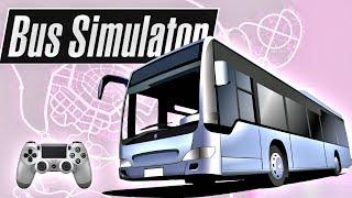 🚍 ENFIN un jeu de BUS sur CONSOLES ! - BUS SIMULATOR | Gameplay FR