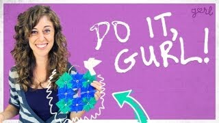 DIY Origami Paper Wreath! - Do It, Gurl