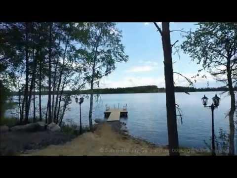 ID 2224 - Design luxury villa for rent in Finland, Punkaharju