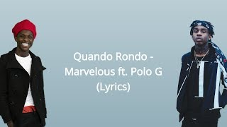 Play Marvelous (feat. Polo G)