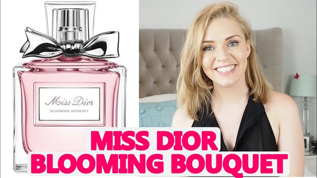 MISS DIOR BLOOMING BOUQUET PERFUME REVIEW | Soki London