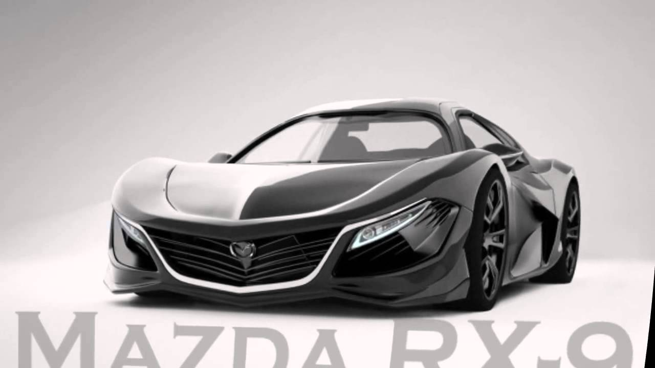 2016 Dodge Barracuda >> 2017 Mazda RX-9 Release Date, Price#BanAutoChannels - YouTube