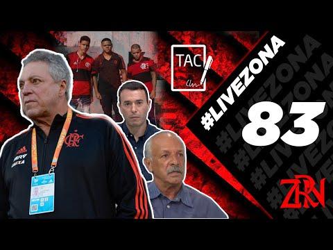 #LIVEZONA 83 - MÍDIA X TORCIDA (ABEL) | TAC ASSINADO | PROTESTO FURADO