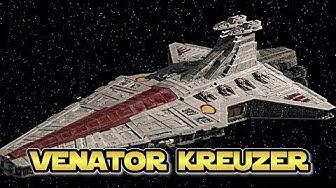 Star Wars: Venator Kreuzer der Republik - Jedi Kreuzer [Legends]