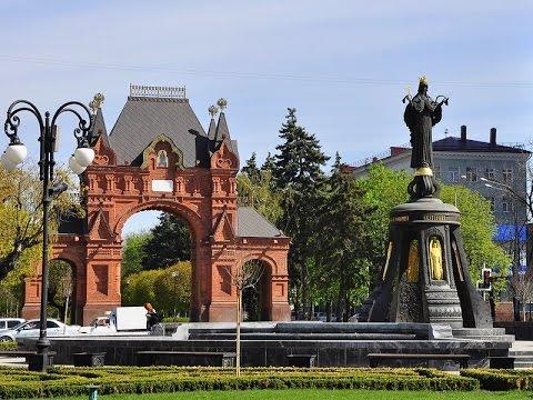 Krasnodar is the southern capital of Russia/Краснодар южная столица России