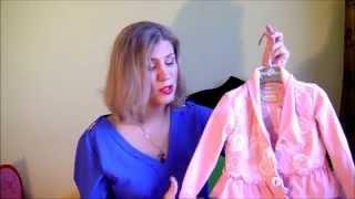 Обзор детских платьев: платья faberlic, Sela, Детский Мир.