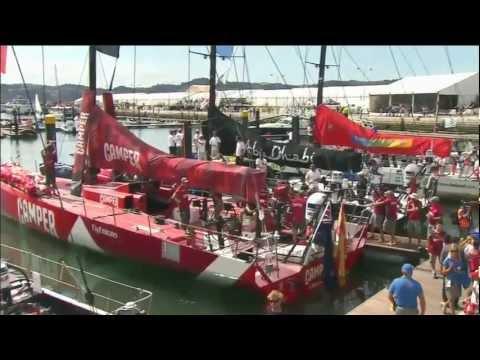 Oeiras In-Port Race Departures | Volvo Ocean Race 2011-12