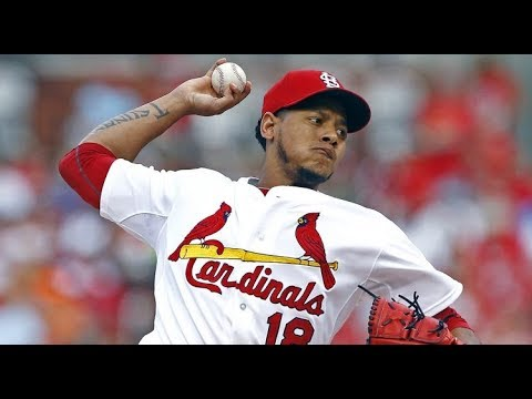 Carlos Martinez 2017 Highlights