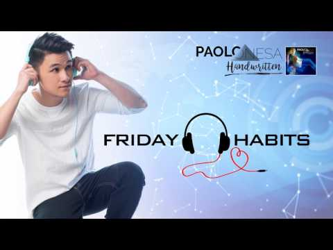 Paolo Onesa - Friday Habits [Official Audio]