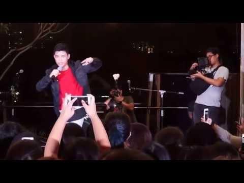 Chandelier - Darren Espanto Live @Singapore Rooftop Affair 18/06/16