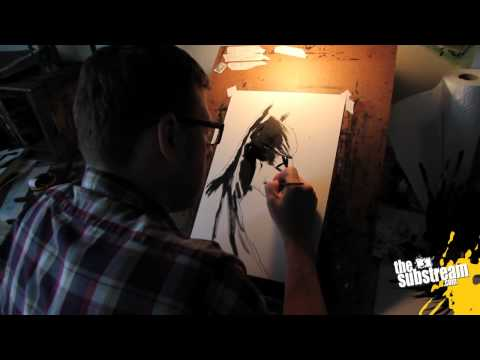 Comic Book Artist Jeff Lemire: Interview! | What's So Great About Batman?