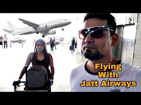 Flying In Jatt Airways   VBO Life   2018